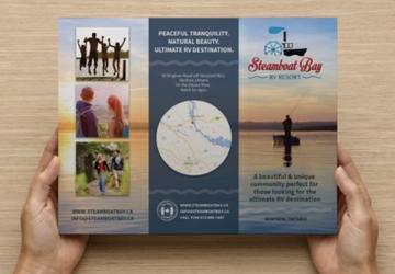 Steamboat Bay RV Resort - Brochure