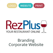 Rezplus Branding
