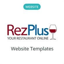 RezPlus Website Templates