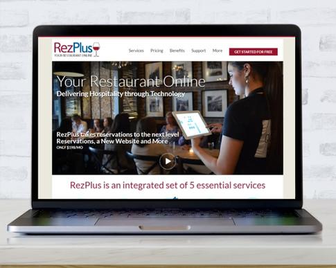 RezPlus - Your Restaurant Online