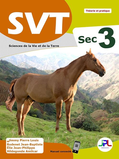 SVT - Secondaire 3