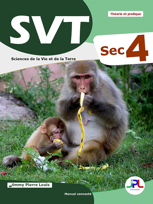 SVT - Secondaire 4