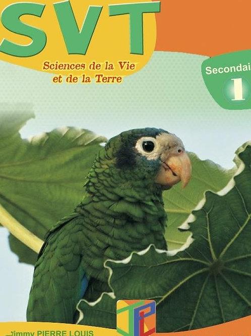 SVT - Secondaire 1 - Manuel numérique (Ed. 2017)