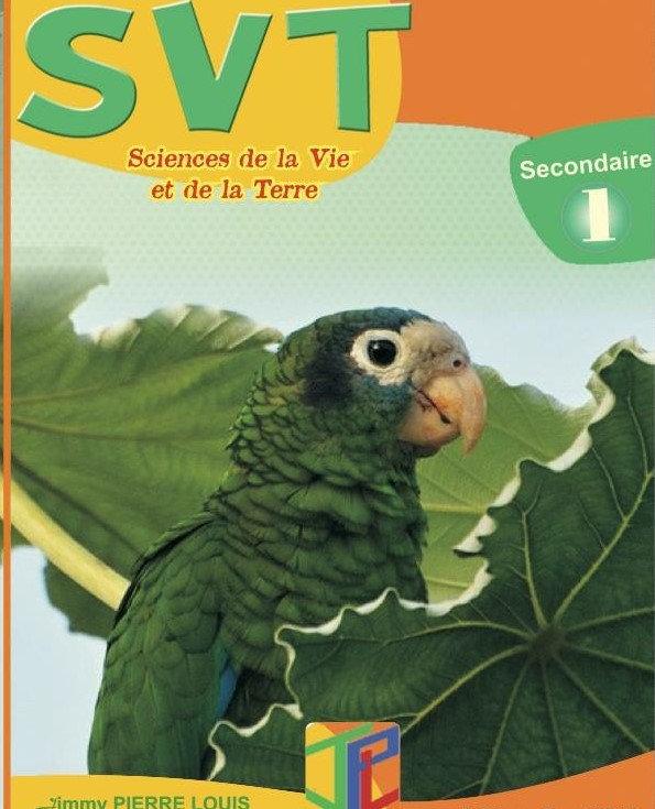 Manuel de SVT Secondaire 1