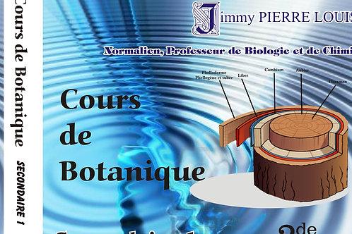 Cours de Botanique, 2e éd 2012, 1ère année U.