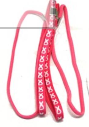 Pink ribbon bracelot