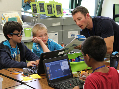 Why Learning To Code Is So Important For Children