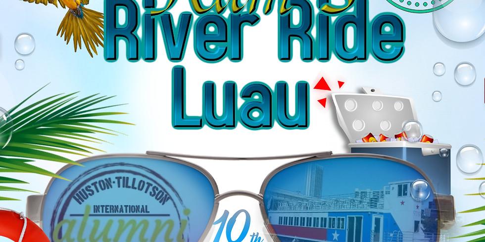 2nd Annual Ram's River Ride Luau