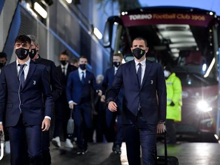 La Juventus vince il derby dei dissennatori.