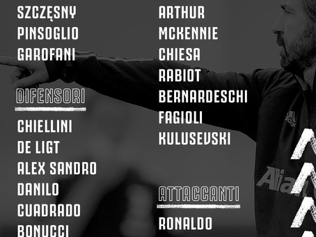 Cagliari Juventus e il termine della stagione