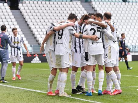 Juventus Genoa la squadra intorno a Pirlo