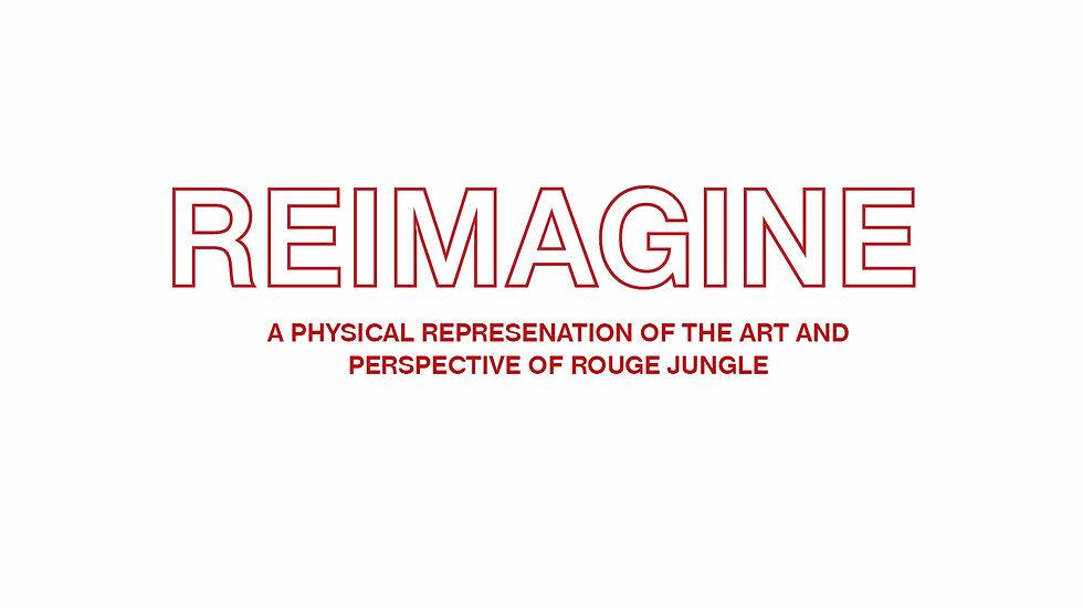 REIMAGINE 001