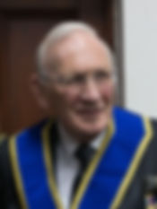 W Bro Murray MacDonald, Chairman of Trustees