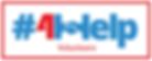#4help Volunteers Logo.png
