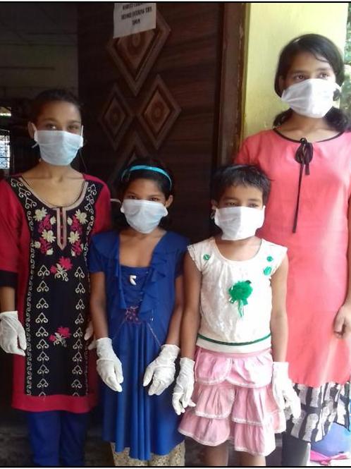 Help Children with HIV in Calcutta Orphanage