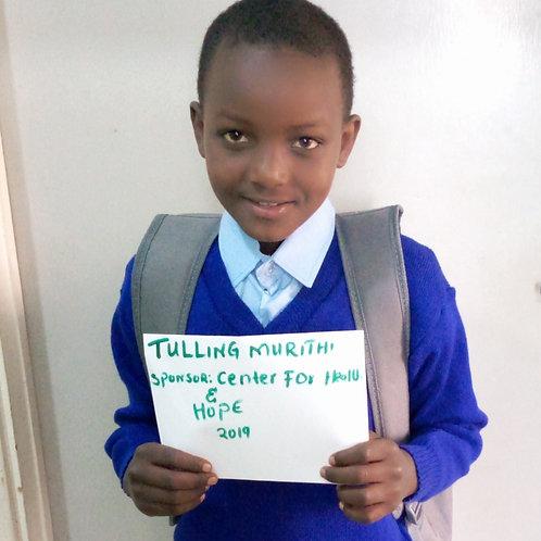 School Uniform for an African Child