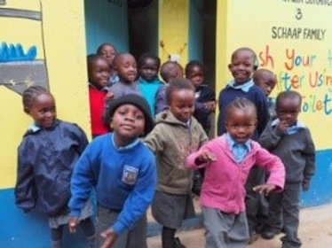 Educate an African Child for 1 Year