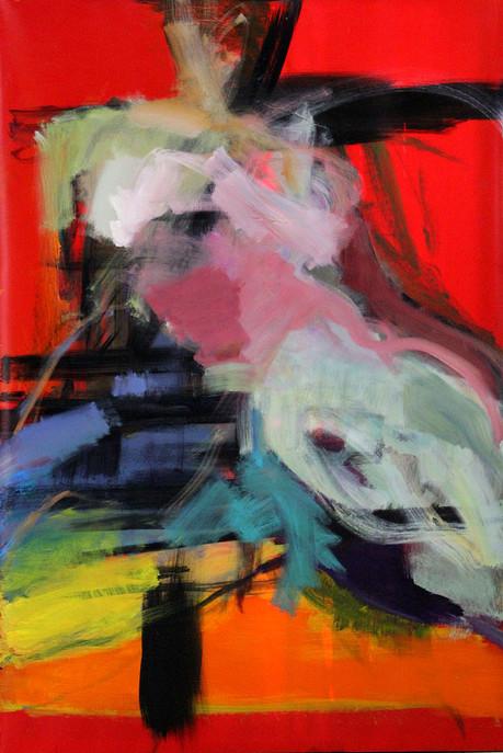 80×120cm / Acrylic on Canvas / 2014