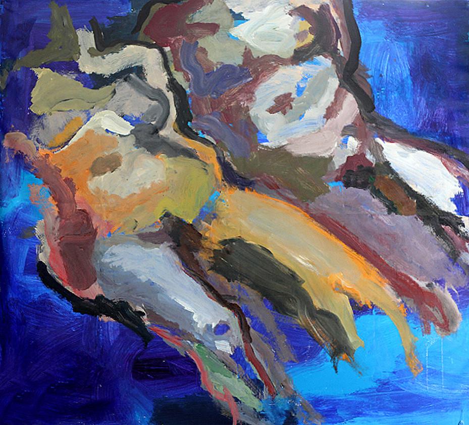 200×110cm / Oil on Canvas / 2013