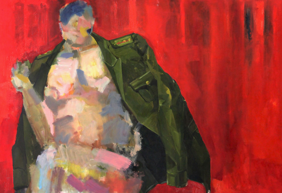148×105cm / Oil on Canvas / 2012