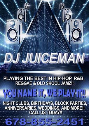 DJ JUICEMAN