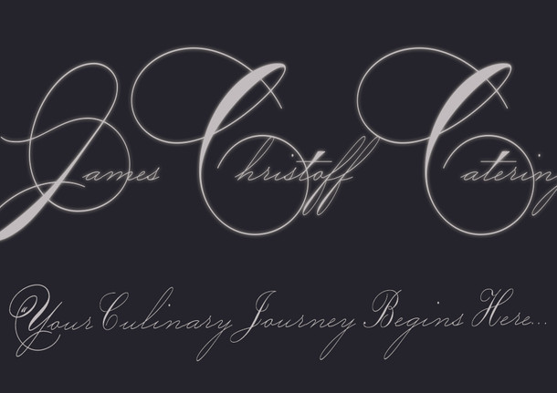 JAMES CHRISTOFF CATERING - FRONT