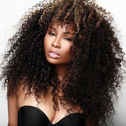 Hunni Bella Kinky Curly Virgin Hair