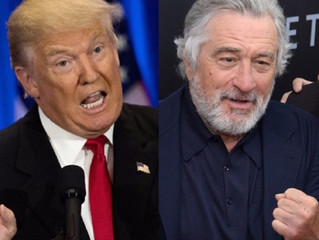 "Robert De Niro: ""This is how the Radical Left helps the Radical Right WIN elections"""