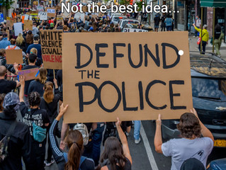 Why DEFUNDING the Police is the Wrong Thing for the Black Community...