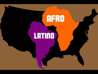 African Americans and Afro Latinos: Expressions of BLACKNESS part I