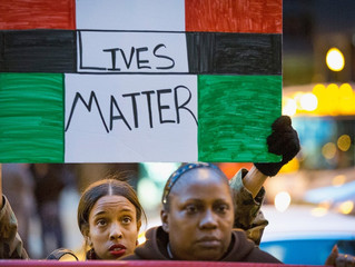 "Why the Hypocrisy of Black Lives Matters….""MATTERS"""