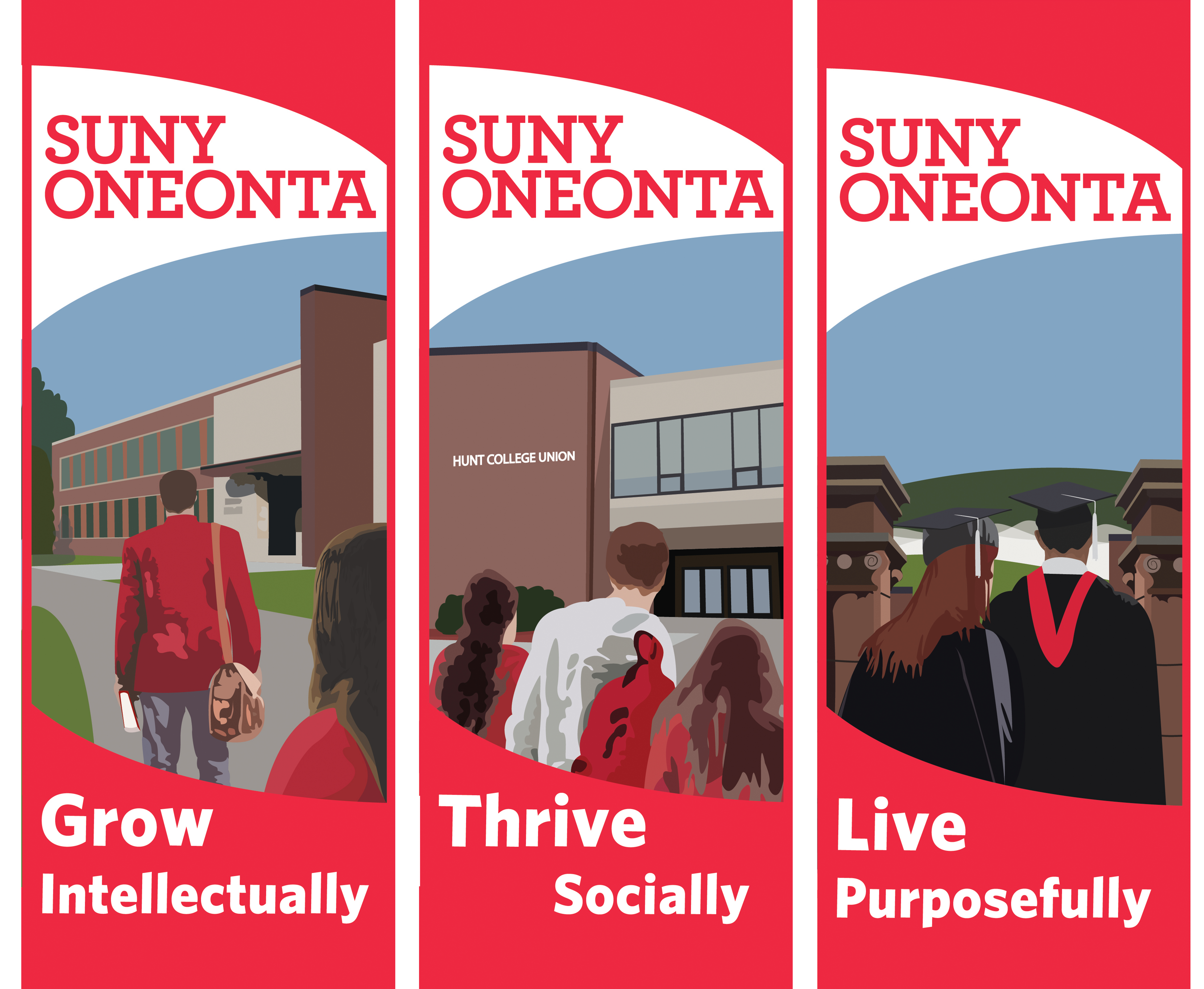 Oneonta Banners