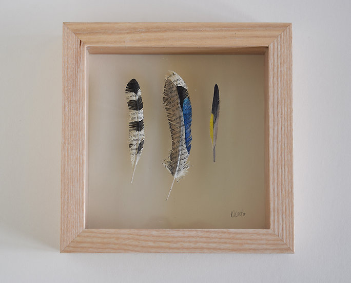 Small Feather Study | 2021.