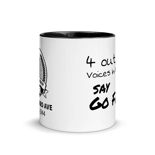 Barbershop Bar Coffee Mug