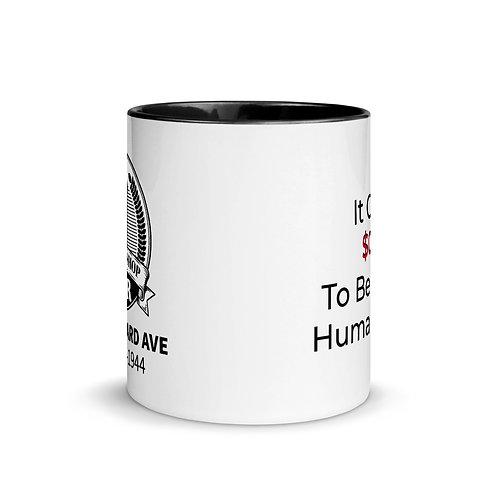 Barbershop Bar Coffee Mug