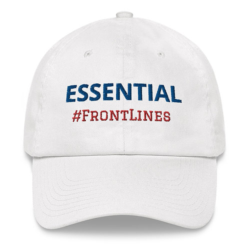 Essential FrontLines #SupportLocal