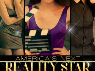 America's Next Reality Star--and a GIVEAWAY!!