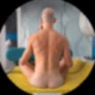 Men's Naked Yoga Meditation CUBU