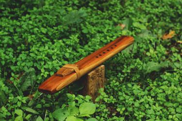 Merbau/Oak Drone G 432 Tantra
