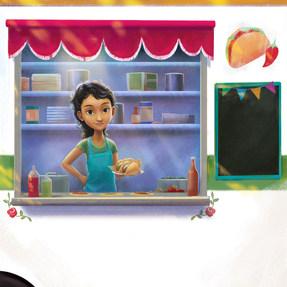 Stef Soto: Taco Queen