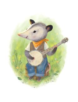 Banjo Possum