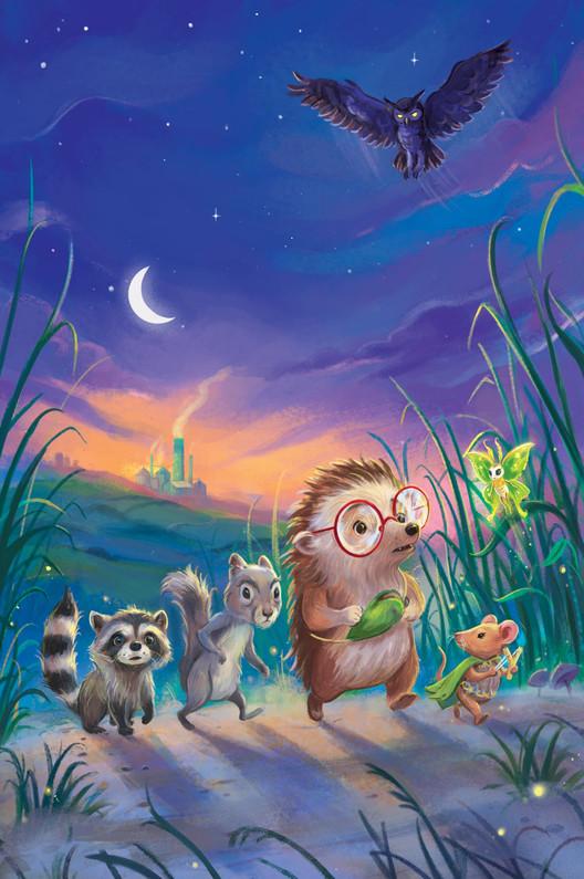 The Hedgehog of Oz