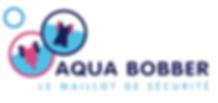 Logo Aqua Bobber marque de maillot de bain flottant pour enfants