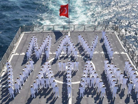 Turkey's Maritime Strategy Ambitions: The Blue Homeland Doctrine (Mavi Vatan)
