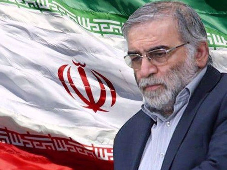 The operation behind the assassination of the Iranian nuclear program founder