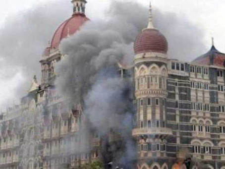 12 years since the Mumbai terror attack