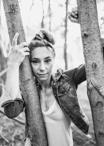 Christy in the Woods