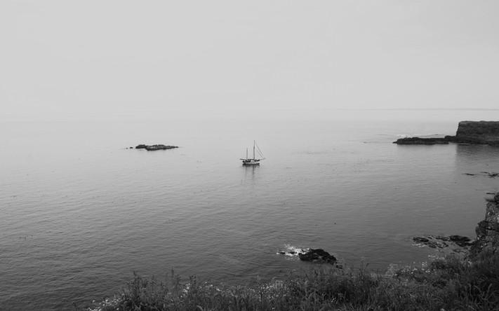 Scottish Coast.  2018.