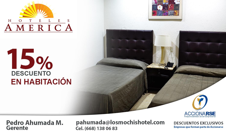 HOTELES AMÉRICA