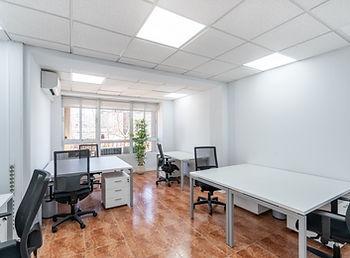 oficina para 7 personas en valencia
